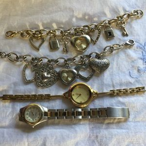 Accessories - B14. Set of 4 watches